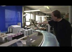 Biogasanlage Modell für die Hannovermesse 2009 von Technik und Design München